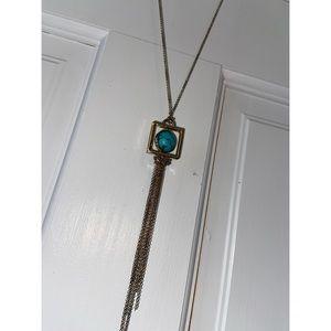 LOFT Gold Chain Necklace